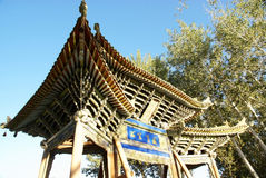 torii结构树 免版税库存照片