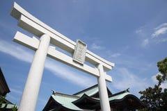 Torii gate Royalty Free Stock Image