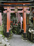 Torii Gate Shrine Royalty Free Stock Image