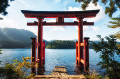 Torii Gate Stock Images