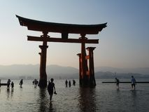 Torii - Gateways to the Sacred royalty free stock image