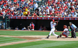 Torii Hunter Royalty Free Stock Images