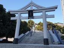Torii royalty free stock photo