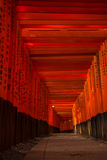 Torii in Japan Royalty Free Stock Photography
