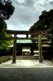 Torii Royalty Free Stock Photos