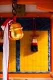 Torii rojo en Japón Imagen de archivo libre de regalías