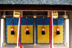 Torii rojo en Japón Imagenes de archivo