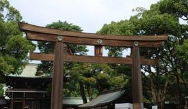 Torii royalty free stock photo