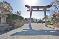 Torii utfärda utegångsförbud för arkivbilder