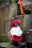 Torii vermelho em japão fotos de stock royalty free