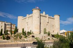 Torija castle Stock Photography