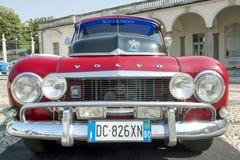 Torino-Automobilausstellung - dritte Ausgabe 2017 Lizenzfreie Stockfotos