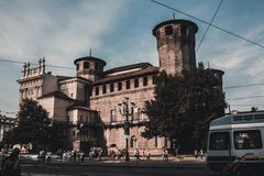 Torino fotografia royalty free