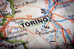 Torino Royalty Free Stock Photography