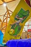 Torino Climbing Challenge 2012 Stock Photos