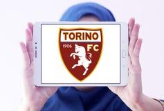 Torino F C Logo del club di calcio Fotografie Stock