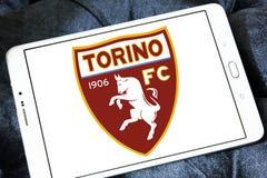 Torino F C Logotipo do clube do futebol Imagens de Stock Royalty Free