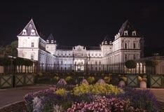 Torino Italia, i castelli Fotografia Stock Libera da Diritti