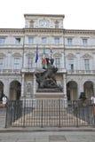 Torino Italia la sua storia Immagini Stock