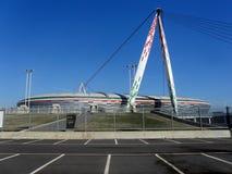 Stadio di Juventus Immagine Stock