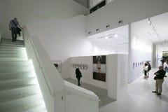 Torino - Italien - Ettore Fico museum royaltyfria bilder