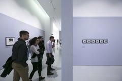 Torino- - Italien- - Ettore Fico-Museum Stockfotos