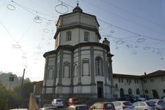Torino. Piedmont, Italy - Cappuccini church Royalty Free Stock Photo