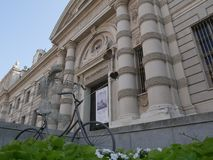 Torino. Piedmont, Italy - national library Royalty Free Stock Images