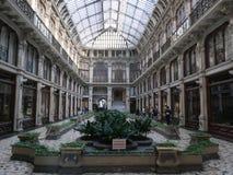 Torino. Piedmont, Italy - Subalpina gallery Stock Photos