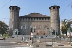 Torino. Piedmont, Italy -  - Madama palace Stock Photo