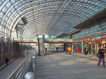 Torino Porta Susa station Royalty Free Stock Image