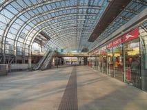 Torino Porta Susa station Stock Photos