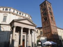 Torino. Piedmont, Italy - Consolata sanctuary Royalty Free Stock Images
