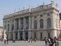 Torino. Piedmont, Italy -  - Madama palace Stock Images