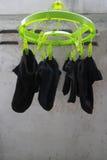 Torka för sockor Royaltyfri Fotografi