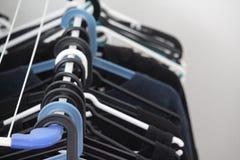 Torka för tvätteriskjortor arkivbilder