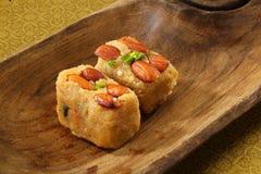 Torka frukt Halva, indiska sötsaker Royaltyfri Foto
