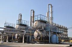 Torka gas, bransch, teknologi, gas, pump Fotografering för Bildbyråer