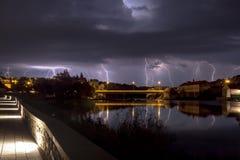 Torka stormen Royaltyfri Bild