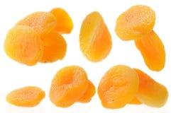 torkad aprikos royaltyfri bild