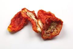 torkad chili Arkivfoton