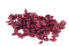 torkad cranberry fotografering för bildbyråer