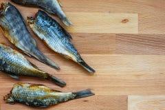 torkad fisk arkivbilder