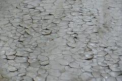torkad jordning Arkivbilder
