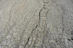 torkad jordning Arkivbild