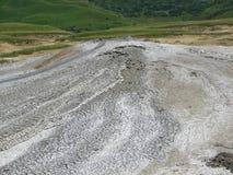 torkad mud Royaltyfri Foto