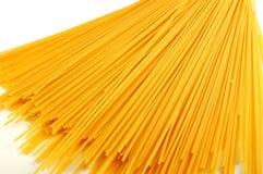torkad spagetti Royaltyfri Bild