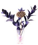 Torkade blommaPetals Fotografering för Bildbyråer