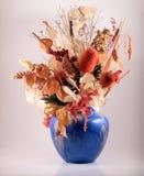 torkade blommor Arkivbilder