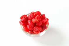 torkade Cherry Arkivbilder